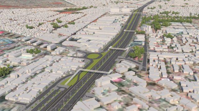 Vias Estruturantes do Acesso ao Novo Aeroporto Internacional de Luanda (NAIL)
